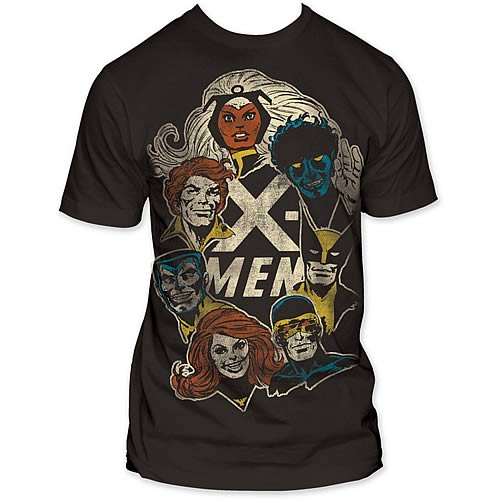 X-Men Retro Style T-Shirt