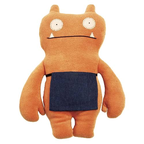 Wage 14-Inch Uglydoll (Orange)