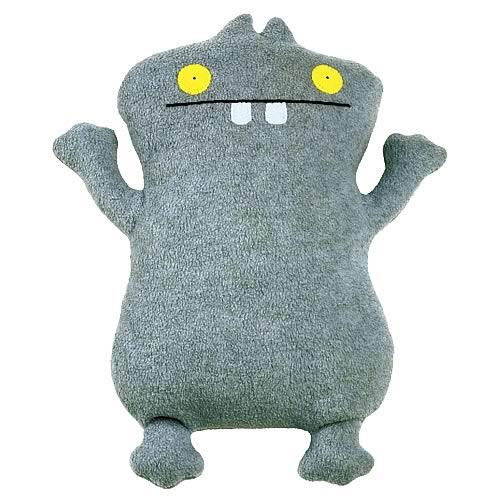 Babo 14-Inch Uglydoll (Grey)