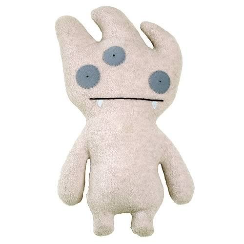 Tray 14-Inch Uglydoll (Light Pink)