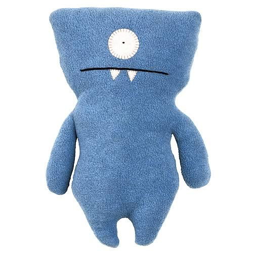 Wedgehead 14-Inch Uglydoll (Blue)