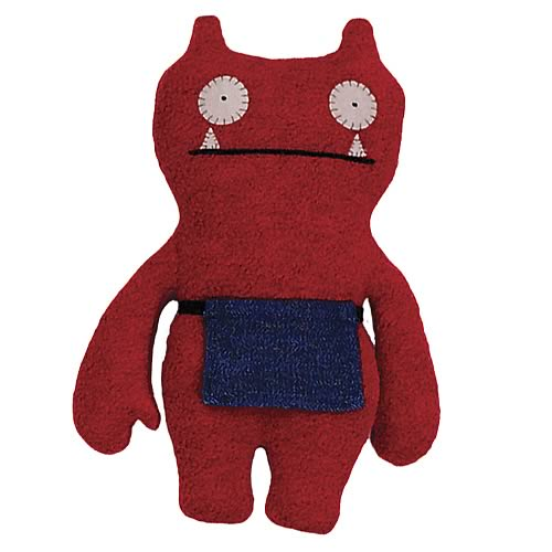 Minimum Wage Little Uglys 7-Inch Uglydoll (Red)