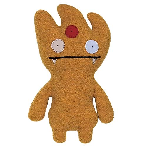 Tray Little Uglys 7-Inch Uglydoll (Orange)