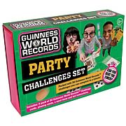 Guinness World Record Party Challenges Game Pack