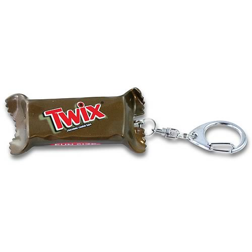 Twix Key Chain Flashlight