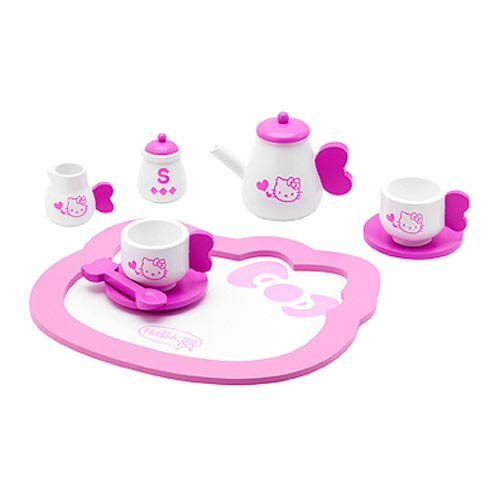 Hello Kitty Tea Set Playset