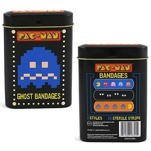 Pac-Man Bandages