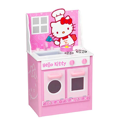 Hello Kitty Classic Kitchen Playset