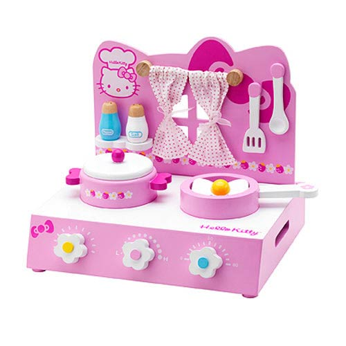 Hello Kitty Table Top Kitchen Playset