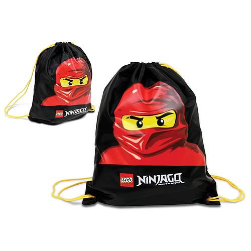 LEGO Ninjago Cinch Backpack