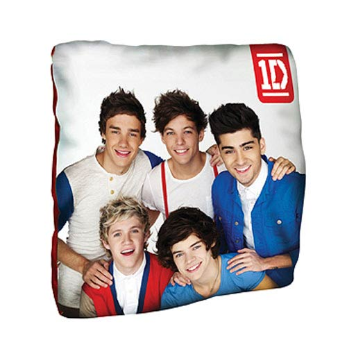 1D Group Photo Cotton Pillow