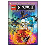 LEGO Ninjago Challenge of Samukai! Graphic Novel