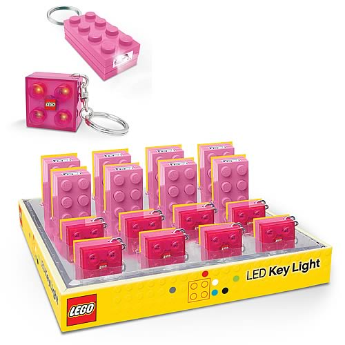 LEGO Girls Flashlight Set