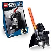 LEGO Star Wars Darth Vader Action Figure Flashlight