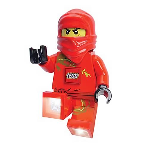 LEGO Ninjago Ninja Kai Action Figure Flashlight