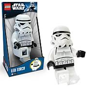 LEGO Star Wars Stormtrooper Action Figure Flashlight