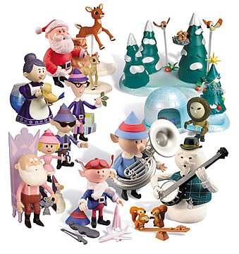 Rudolph & The Island of Misfit Toys 2004 Case