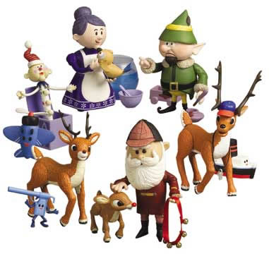 Rudolph & The Island of Misfit Toys 2002 Case