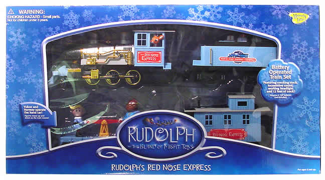 Rudolph Red Nose Express