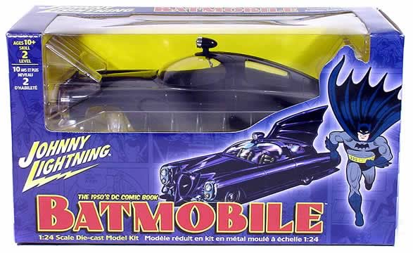 1950`s Batmobile Model Kit