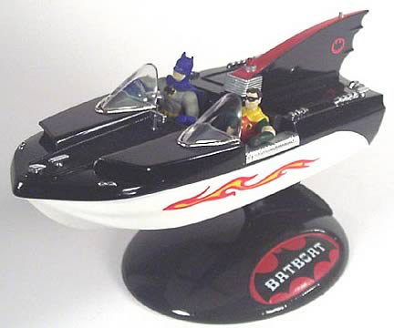 Batboat Model Kit