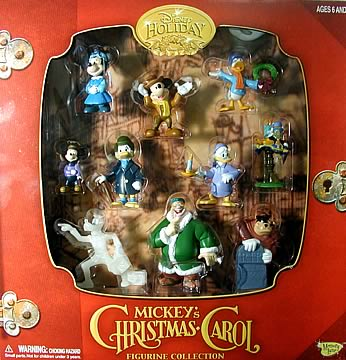 Mickey's Christmas Carol Box Set