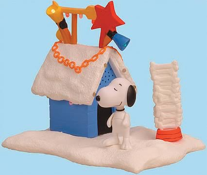 Snoopy's Christmas Doghouse