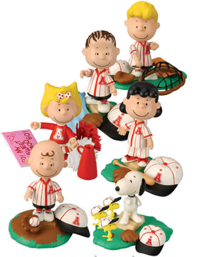Peanuts All Star 3-Pack Set 1
