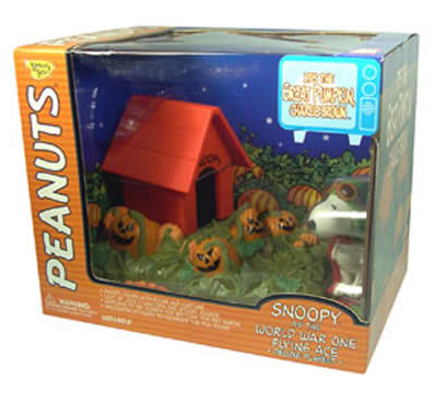 Snoopy`s Doghouse Playset
