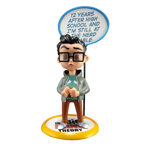 Big Bang Theory Leonard Q-Pop Vinyl Figure