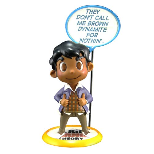 Big Bang Theory Raj Q-Pop Vinyl Figure