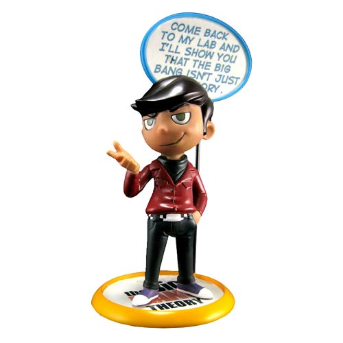 Big Bang Theory Howard Q-Pop Vinyl Figure