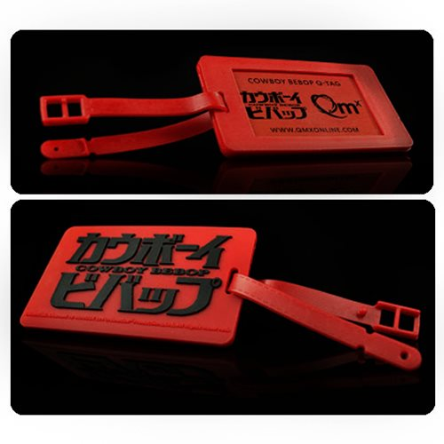 Cowboy Bebop Q-tag Luggage Tag