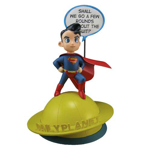 Superman DC Comics Q-Pop Vinyl Figure