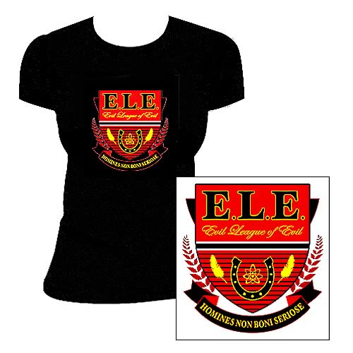 Dr. Horrible Evil League of Evil Juniors T-Shirt