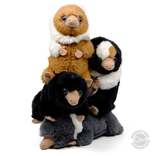 Fantastic Beasts: The Crimes of Grindelwald Baby Niffler Plush Set
