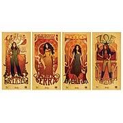 Firefly Les Femmes Poster Set