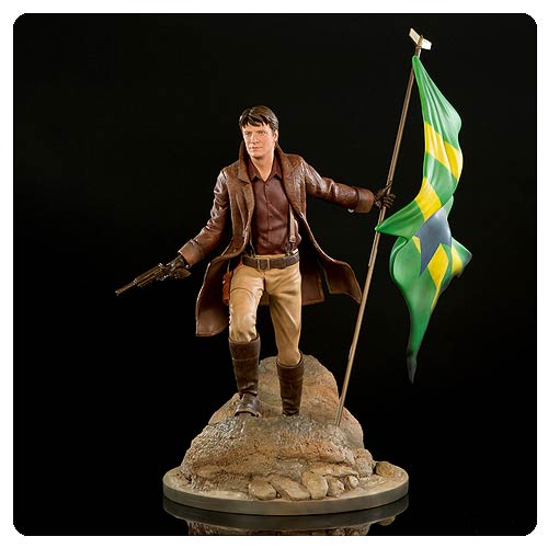 Firefly Malcolm Reynolds Master Series 1:6 Scale Statue