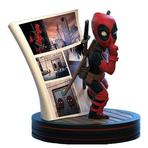 Deadpool 4D Diorama Q-Fig