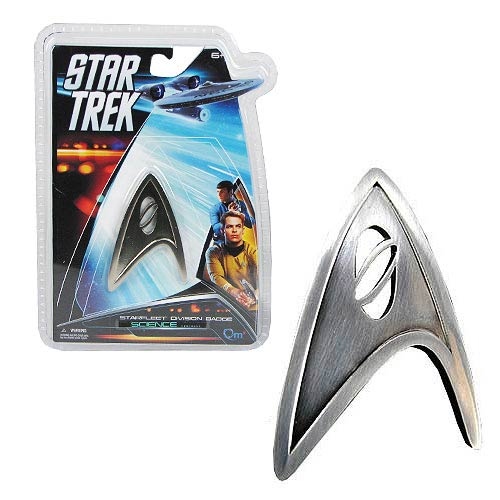 Star Trek Starfleet Science Division Badge Prop Replica