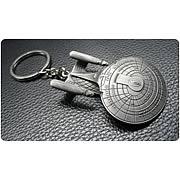 Star Trek USS Enterprise NCC-1701-D Key Chain