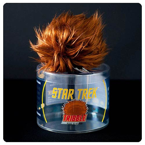 Star Trek Brown Tribble Plush