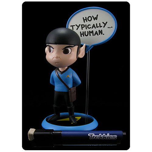 Star Trek Trekkies Spock Q-Pop Vinyl Figure