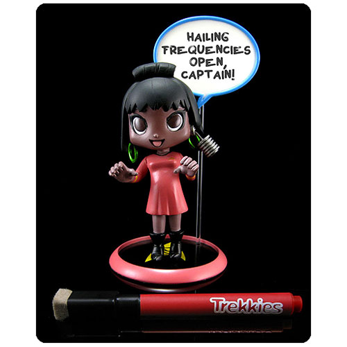 Star Trek Trekkies Nyota Uhura Q-Fig PVC Figure