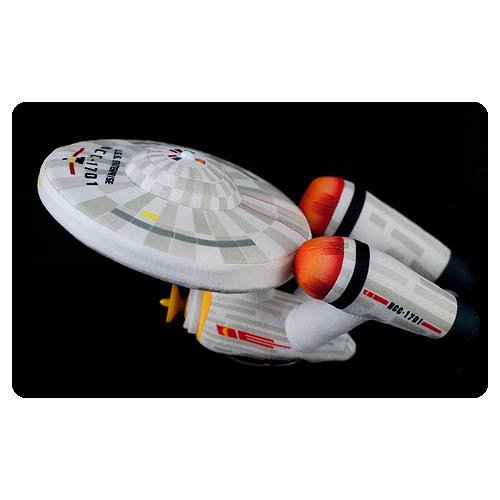 Star Trek The Original Series NCC-1701 Enterprise Ship Plush