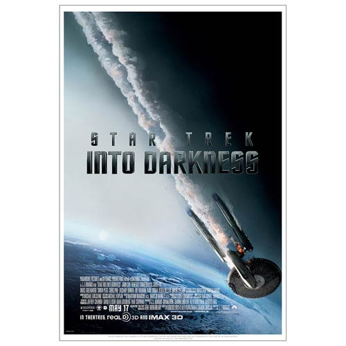 Star Trek Into Darkness Falling Movie Poster Lithograph