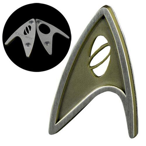 Star Trek Beyond Science Insignia Magnetic Badge Replica