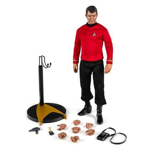 Star Trek: TOS Lt. Commander Scott 1:6 Scale Action Figure