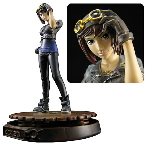 Warehouse 13 Claudia Animated Statue