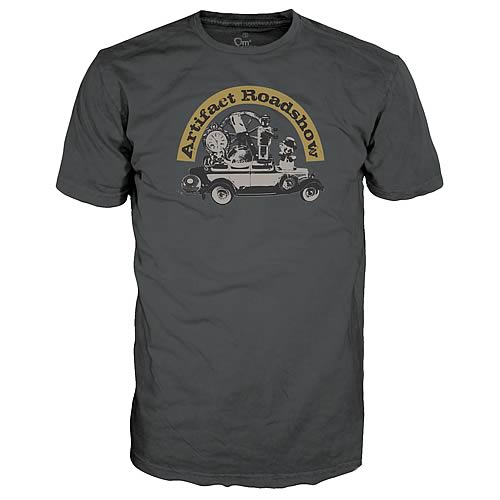 Warehouse 13 Artifact Roadshow T-Shirt